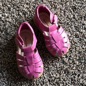 Hanna Andersson sandals size 7-7,5